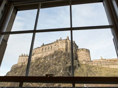 Photo for **NEW** Castle Heights,  in Historic Grassmarket, Old Town with Stunning Views