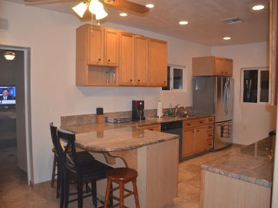 Photo for COZY 3 BR TANQUE VERDE HOME, 5 ACRE RANCHETTE, HUGE POOL/DECK CLOSE TO SHOPPING