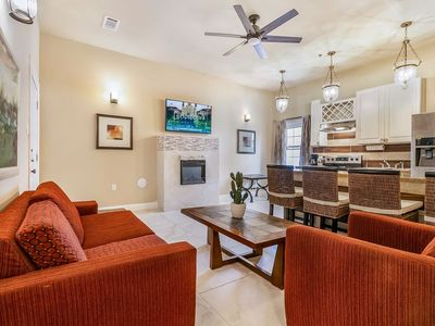 Photo for 2BD Spacious Condo Steps from ST Charles