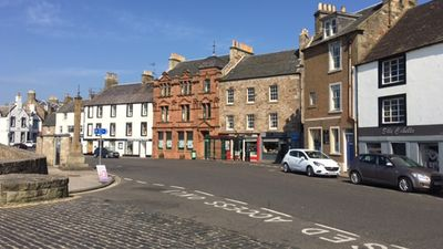 Photo for 2BR Apartment Vacation Rental in Anstruther