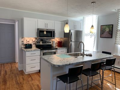 Newly Remodeled! Apartment Close to Pictured Rocks!
