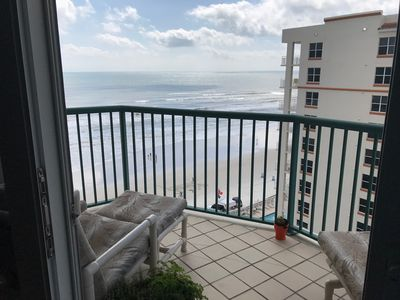 Photo for 10th floor luxury ocean view condo on the World's Most Famous Beach