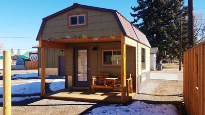 Photo for Super, duper, cute and cozy small house in Del Norte