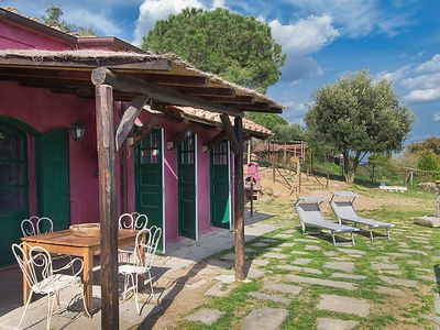 Photo for One bedroom Villa, sleeps 4 in Montenero with Pool and WiFi