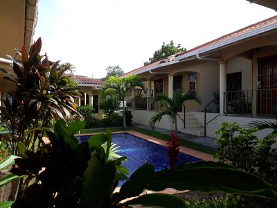 Photo for Spacious Home, In Gated Community, With Two Pools, Close To City Center