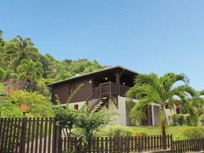 Photo for Authentic and comfortable Martinique Villa with pool, 400m from the beach