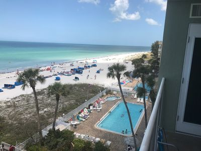 Photo for 🐬🏖AUGUST-FALL SPECIALS DIRECT OCEAN FRONT 3BED 2BATH CONDO