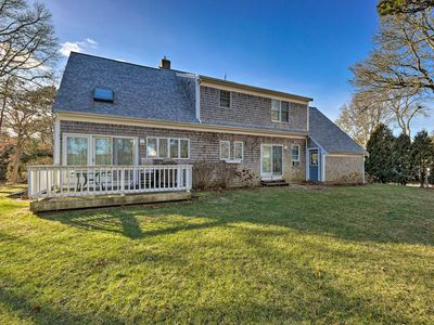 Photo for NEW! Spacious Family Home w/Yard Near Cape Cod Bay