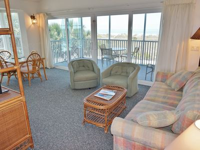Photo for Special Sunset View Resort Access an steps to the Restaurant or  Pool, A3721B