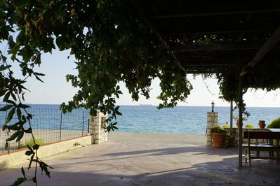 You are only 50 meters from the beach