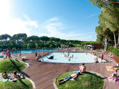 Photo for Vacation home Orbetello Camping Village (MTO400) in Monte Argentario - 6 persons, 2 bedrooms
