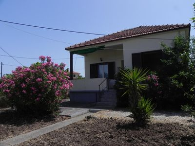 Photo for Holiday house Polichnitos for 2 - 4 persons with 2 bedrooms - Holiday house