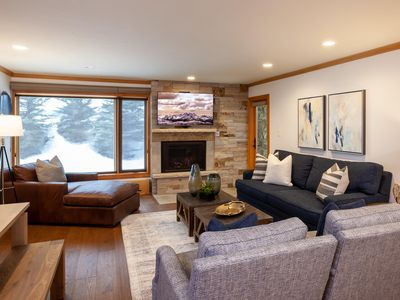 Photo for Riva Ridge 660: two bedroom – premier location Vail Village