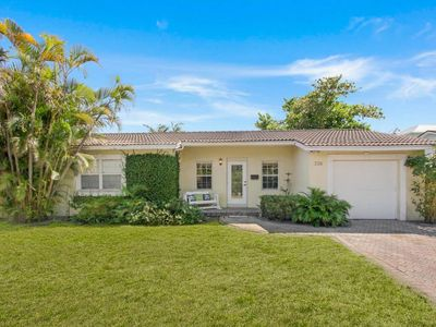 Photo for Florida Spanish Style home in the desirable South end neighborhood (SoSo).
