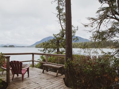 Photo for 3BR House Vacation Rental in Tofino, British Columbia