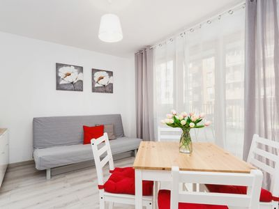 Photo for Apartment Claro II with bedroom and terrace