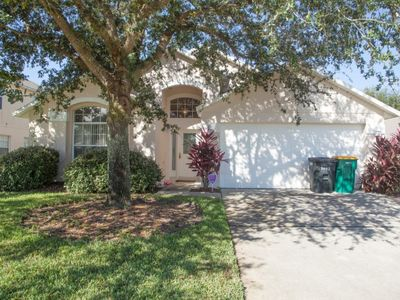 Photo for Enjoy Orlando With Us - Rolling Hills Estates - Feature Packed Cozy 4 Beds 3 Baths  Pool Villa - 3 Miles To Disney