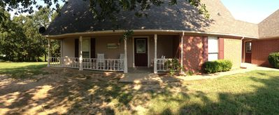 Photo for Beautiful Lake Front Property on Lake Fork