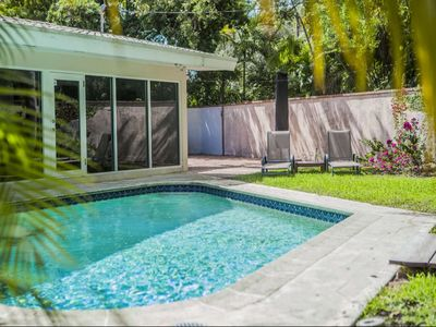 Photo for Luxury Home in Coconut Grove w/Pool near Shopping, Dining, etc & Minutes from Beach