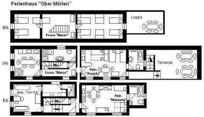 Photo for House - House OM for 1-19 persons, 23km to FFM-Nord