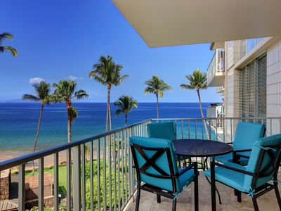 Photo for Great Location for Beach Life - 2bd/2ba - Starts at $220/nt - Kamaole Nalu #503