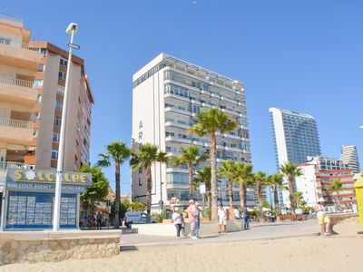 Photo for 1-st line of seafront with sea views and mountain views.