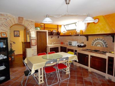 Photo for 1BR Apartment Vacation Rental in Numana