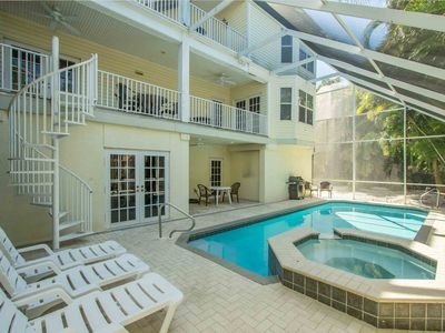 Photo for Amazing Location! Pool Home Located in Captiva Village