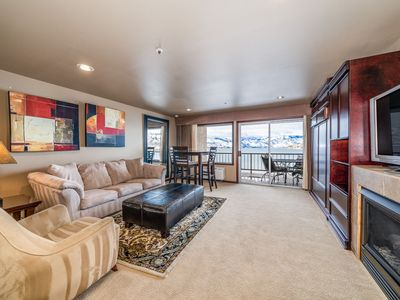 Photo for 1BR Condo Vacation Rental in Chelan, Washington