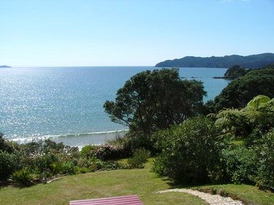 Photo for Coopers Beach Retreat- the black bach, Coopers Beach,