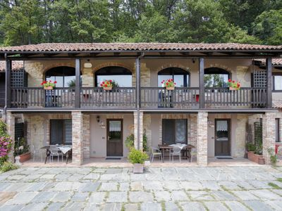 Photo for Vacation home Casa Sorgente Monastero (SVN110) in Serravalle Langhe - 13 persons, 4 bedrooms