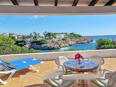 Photo for 3 bedroom Villa, sleeps 6 in Cala Egos