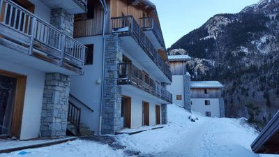 Photo for Apartment in Orelle for the 3 Vallees ski domain!