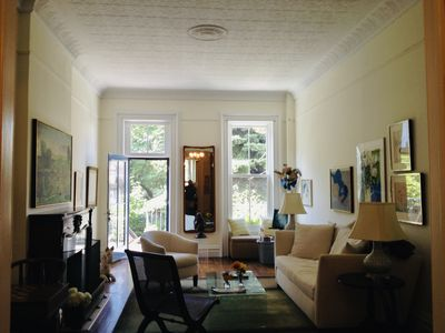 Photo for Carroll Gardens Brownstone Available on Select Dates June, Aug, Dec
