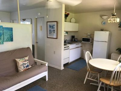 Photo for Stay on the Ocean! Great 1BR Suite, BBQ, Parking