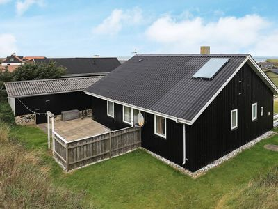 Photo for Spacious Holiday Home in Lokken with Terrace