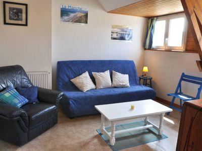 Photo for Apartment on the 1st floor of our house independent access and small courtyard.
