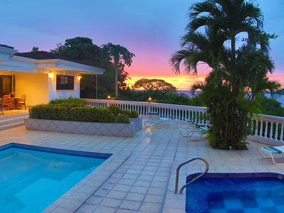 Photo for Flamingo Casa Miramar. Spectacular views of the ocean, mountains & sunsets