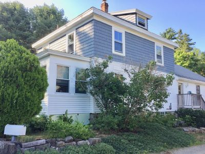 Photo for New Listing! Historic Sea Captain's 5 Bedroom House near the shore and Acadia.