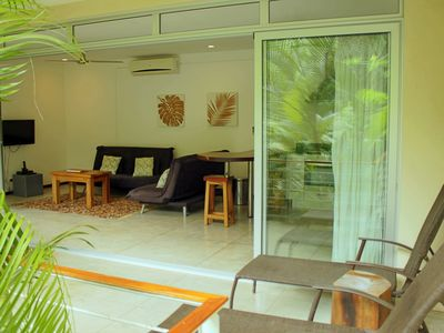 Photo for Perfect Family Vacation Getaway - Jungle accommodations with comfort and style