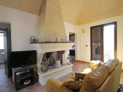 Photo for Vacation home Alberto in Torricella - 10 persons, 5 bedrooms
