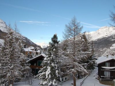 Photo for Apartment Delphin in Saas-Fee - 4 persons, 2 bedrooms