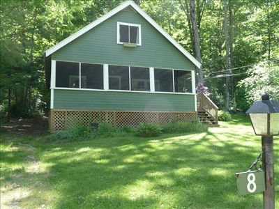 Photo for Beautiful Berkshire Cabin Close to All Attractions and Beach