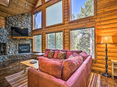 Photo for South Lake Tahoe Home w/Pvt. Hot Tub & Indoor Pool