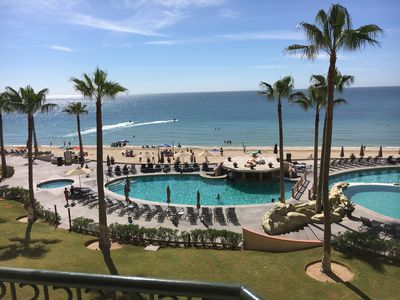 Photo for Amazing 1 BR Ocean View Beach Front Condo at the Wonderful Sonoran Sea Resort