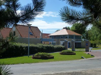 Photo for Spacious holiday home with a garden, at 800 m. from the sea