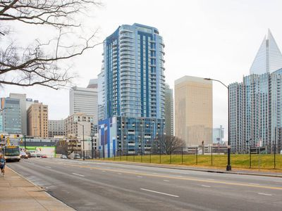 Photo for Uptown Hotspot Near Everything | Walk to All 1BR