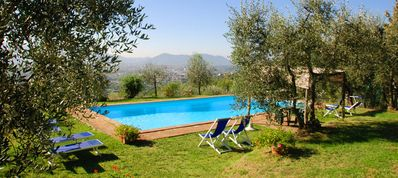 Villa in Matraia with 4 bedrooms sleeps 8