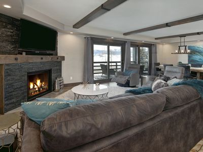 Photo for Dillon Bay Blue, newly renovated two bedroom condo with amazing lake views