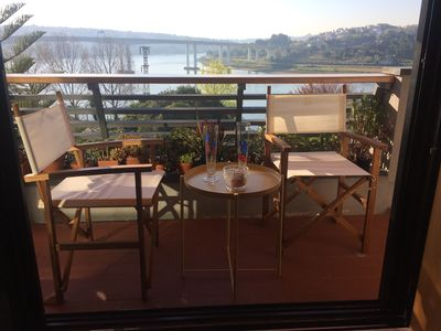 Photo for Luxury Douro River view with Balcony